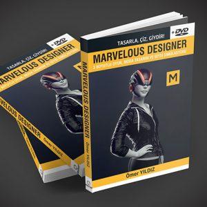 Marvelous Designer Kitabı Çıktı!