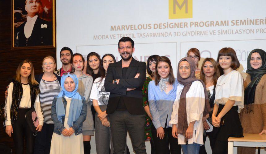Altınbaş Üniversitesi Marvelous Designer Semineri