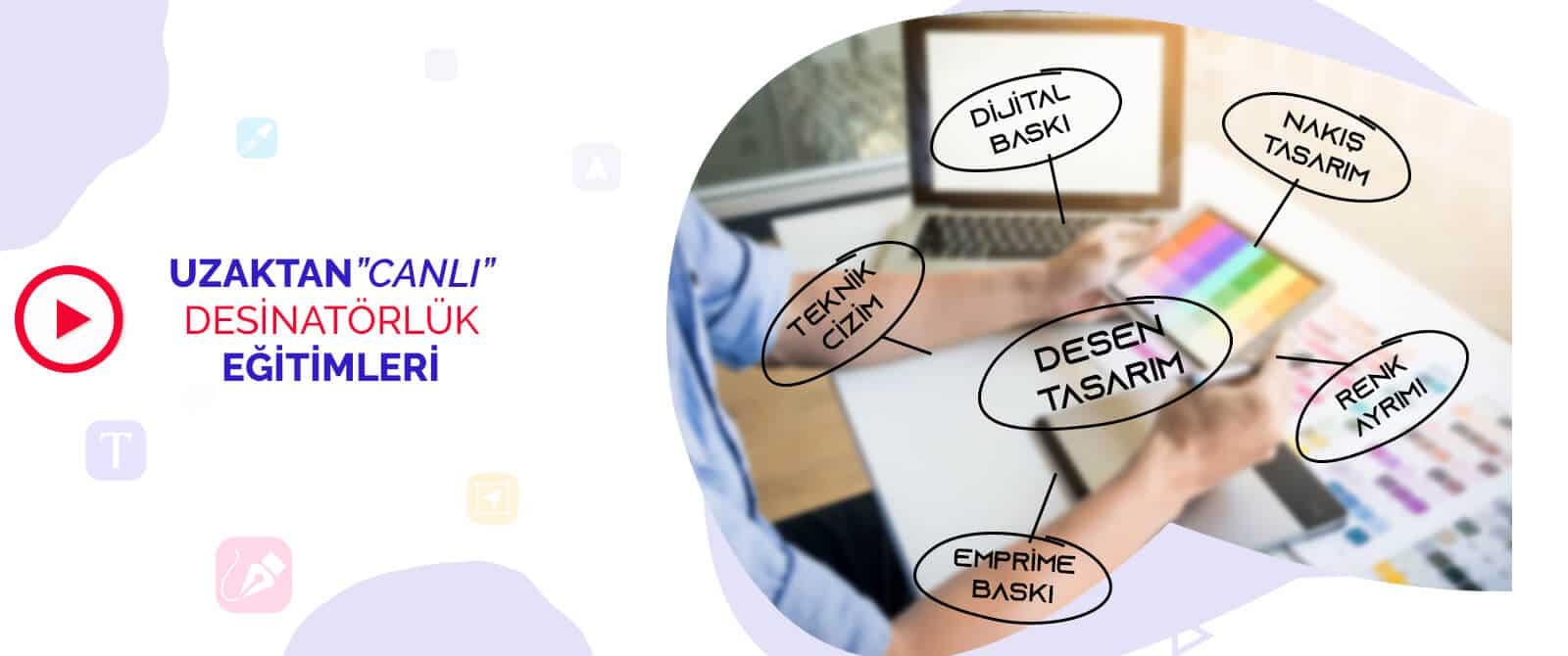 Online Desinatörlük Eğitimi